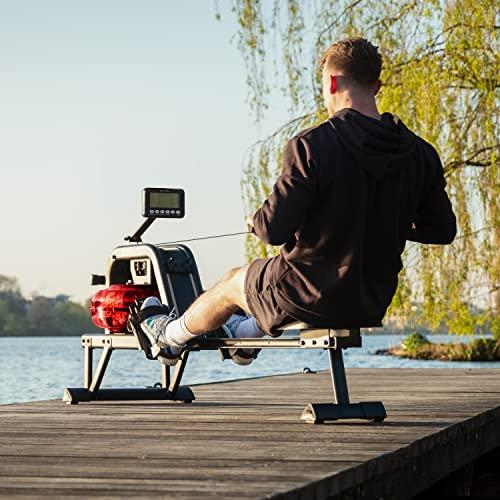 SportPlus Wasserrudergerät SP-MR-011 | bis 130 kg - 6