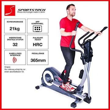 Sportstech CX620 Profi Crosstrainer