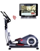 Sportstech CX620 Profi Crosstrainer mit Smartphone App Steuerung + Google Street View