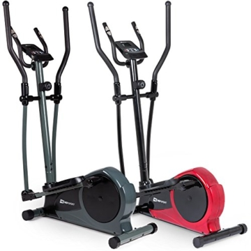 Hop-Sport Crosstrainer ROCKET Nordic Walking Stepper Ellipsentrainer Heimtrainer