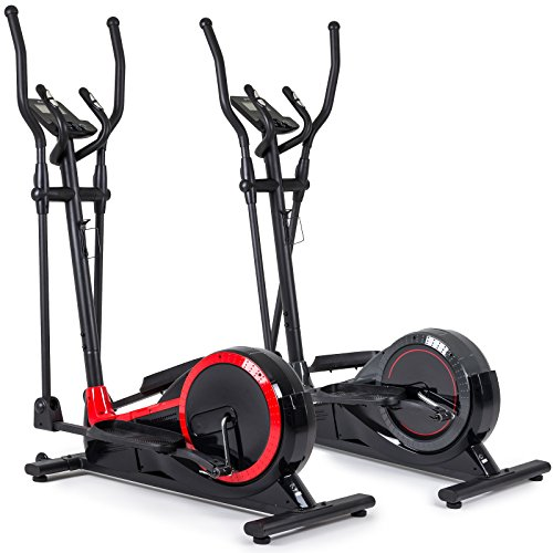 hop sport elliptical crosstrainer hs 050c frost ellipsentrainer pulsmessung schwungmasse 9kg. Black Bedroom Furniture Sets. Home Design Ideas