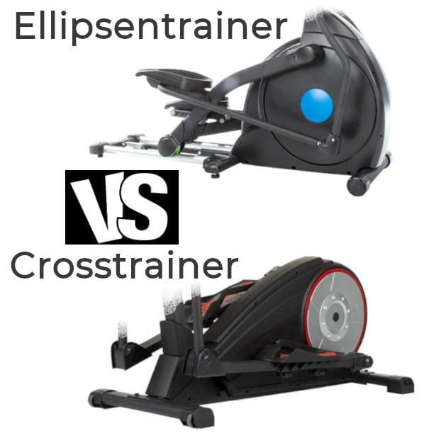 Ellipsentrainer oder Crosstrainer?