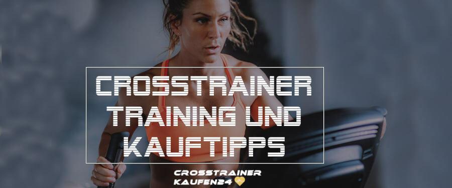 Crosstrainer Training für Anfänger